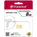 флешка TRANSCEND Jet Flash 510 8gb