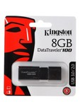 флешка Kingston DT100 G3 8gb